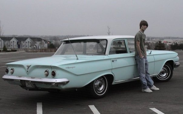 Picture of 1961 Chevrolet Biscayne, exterior