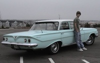 1961 Chevrolet Biscayne Overview