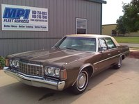 1974 Chrysler Newport Overview