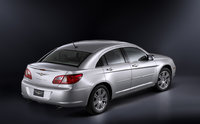 2009 Chrysler Sebring, Back Right Quarter View, exterior, manufacturer