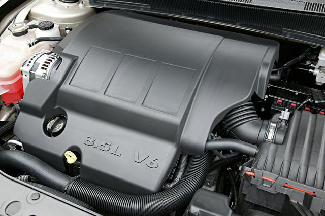 2009 Chrysler Sebring, Engine View, interior, manufacturer