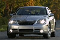 2009 Chrysler Sebring, Front View, exterior, manufacturer