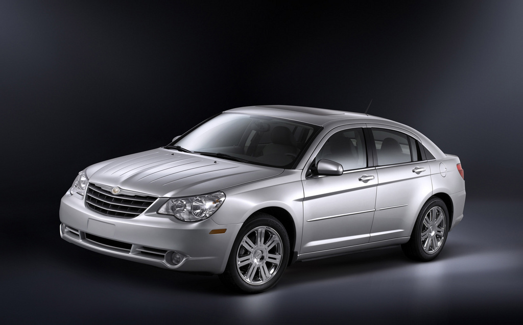 2009 Chrysler Sebring, Front Left Quarter View, exterior, manufacturer