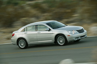 2009 Chrysler Sebring, Front Right Quarter View, manufacturer, exterior