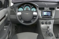 2009 Chrysler Sebring, Interior Front View, interior, manufacturer, gallery_worthy