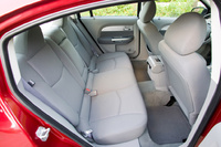2009 Chrysler Sebring, Interior Back Seat View, manufacturer, interior