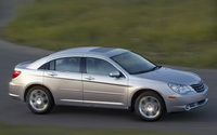 2009 Chrysler Sebring, Right Side View, manufacturer, exterior