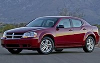 2009 Dodge Avenger, Front Left Quarter View, exterior, manufacturer