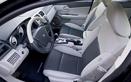 2009 Dodge Avenger, Interior Driver's Side View, interior, manufacturer