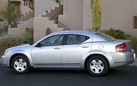 2009 Dodge Avenger, Left Side View, exterior, manufacturer