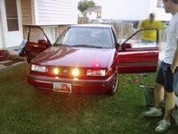 Picture of 1993 Mazda Protege 4 Dr LX Sedan, exterior, gallery_worthy