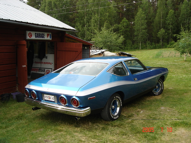 Picture of 1971 AMC Matador, exterior