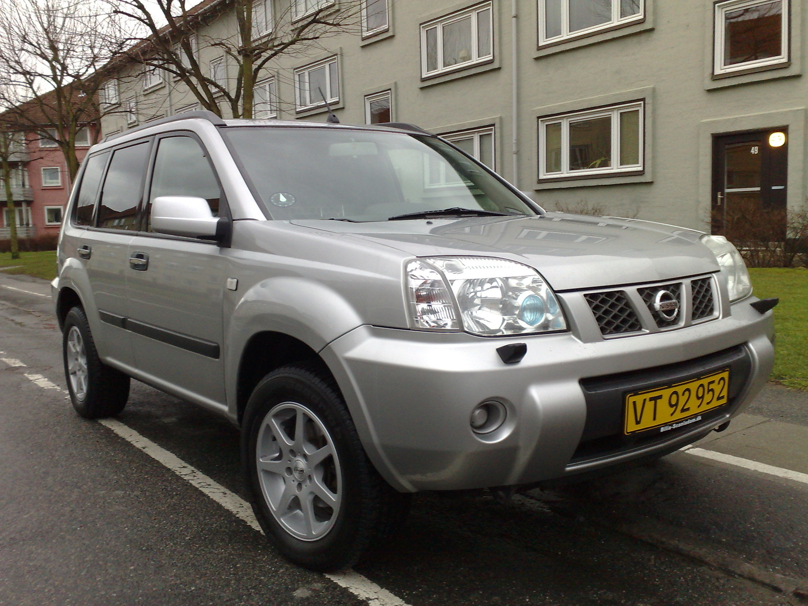 2004 Nissan X-trail - Overview