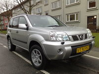 2004 Nissan X-Trail Picture Gallery