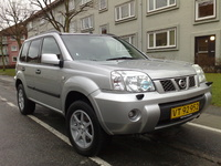 2004 Nissan X-Trail Overview