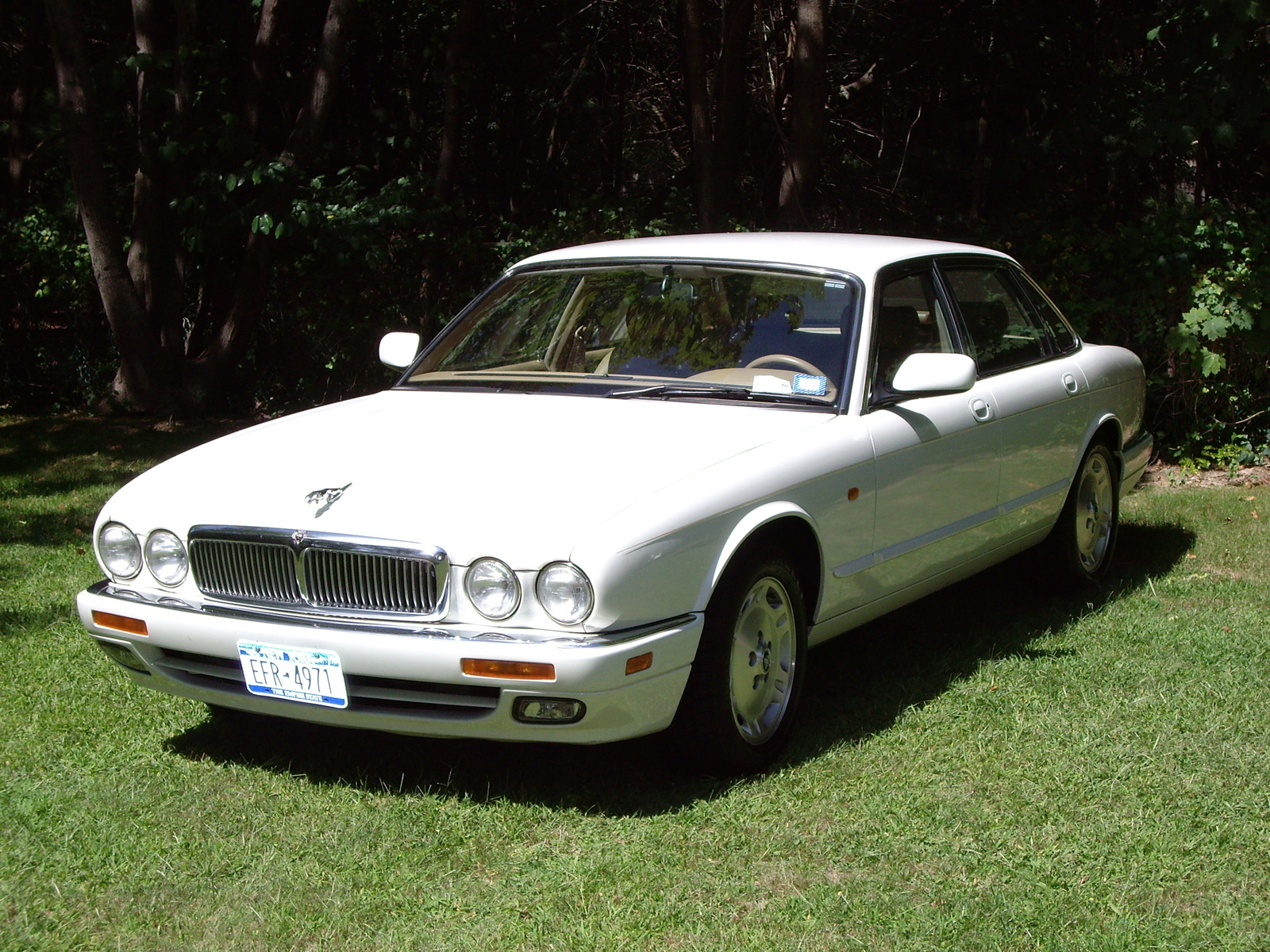 1995 Jaguar Xj Series Pictures Cargurus