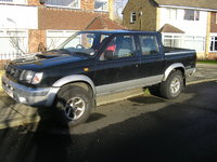 Picture of 2001 Nissan Navara, exterior, gallery_worthy