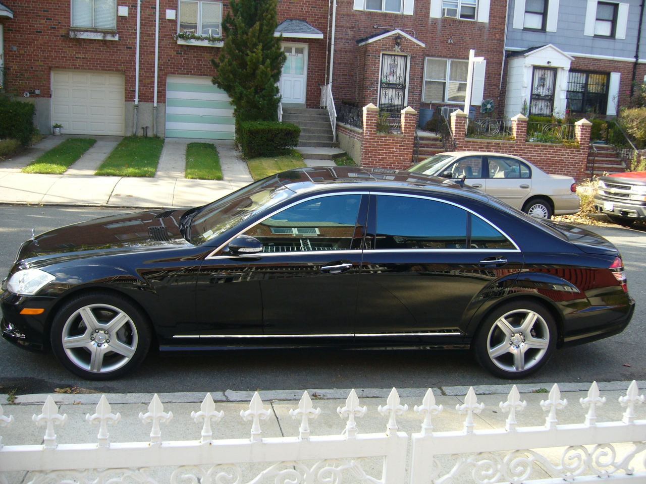 2007 mercedes benz s class pictures cargurus for Mercedes benz s550 for sale