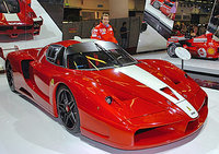 Picture of 2007 Ferrari FXX Coupe, exterior