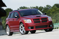 2009 Dodge Caliber SRT4, Front Right Quarter View, exterior, manufacturer