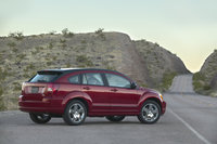 2009 Dodge Caliber, Back Right Quarter View, exterior, manufacturer