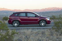 2009 Dodge Caliber, Right Side View, manufacturer, exterior