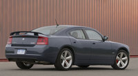 2009 Dodge Charger SRT8, Back Right Quarter View, exterior, manufacturer