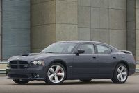 2009 Dodge Charger SRT8, Front Left Quarter View, exterior, manufacturer