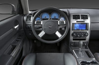 2009 Dodge Charger, Interior Front View, interior, manufacturer