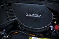 2009 Dodge Durango Hybrid Limited 4WD, Engine View, interior, manufacturer
