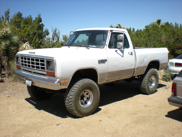 Picture of 1985 Dodge Ram, exterior