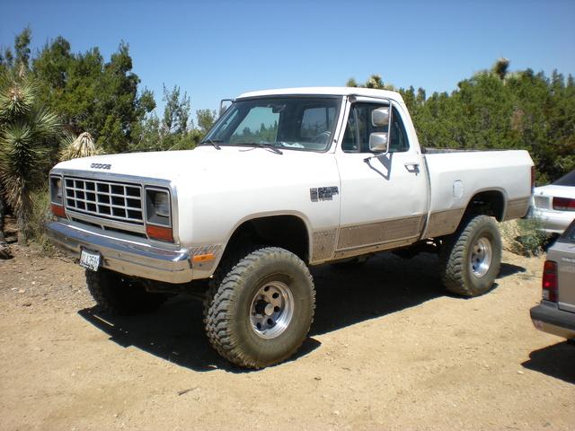 1985 Dodge Ram Pictures Cargurus