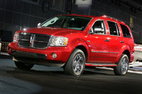 2009 Dodge Durango Hybrid Limited 4WD, Front Left Quarter View, exterior, manufacturer
