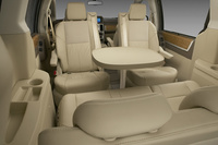 2009 Dodge Grand Caravan, Interior View, interior, manufacturer