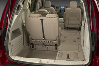 2009 Dodge Grand Caravan, Interior Cargo View, manufacturer, interior
