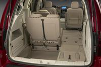 2009 Dodge Grand Caravan, Interior Cargo View, interior, manufacturer