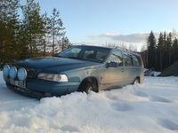 1998 Volvo V70 4 Dr Turbo AWD Wagon picture, exterior