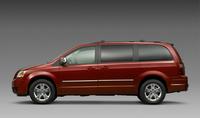 2009 Dodge Grand Caravan, Left Side View, exterior, manufacturer
