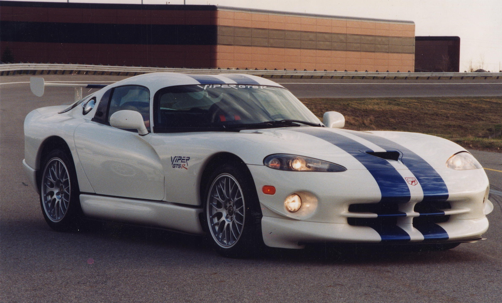 1998 Dodge Viper 2 Dr GTS Coupe picture, exterior
