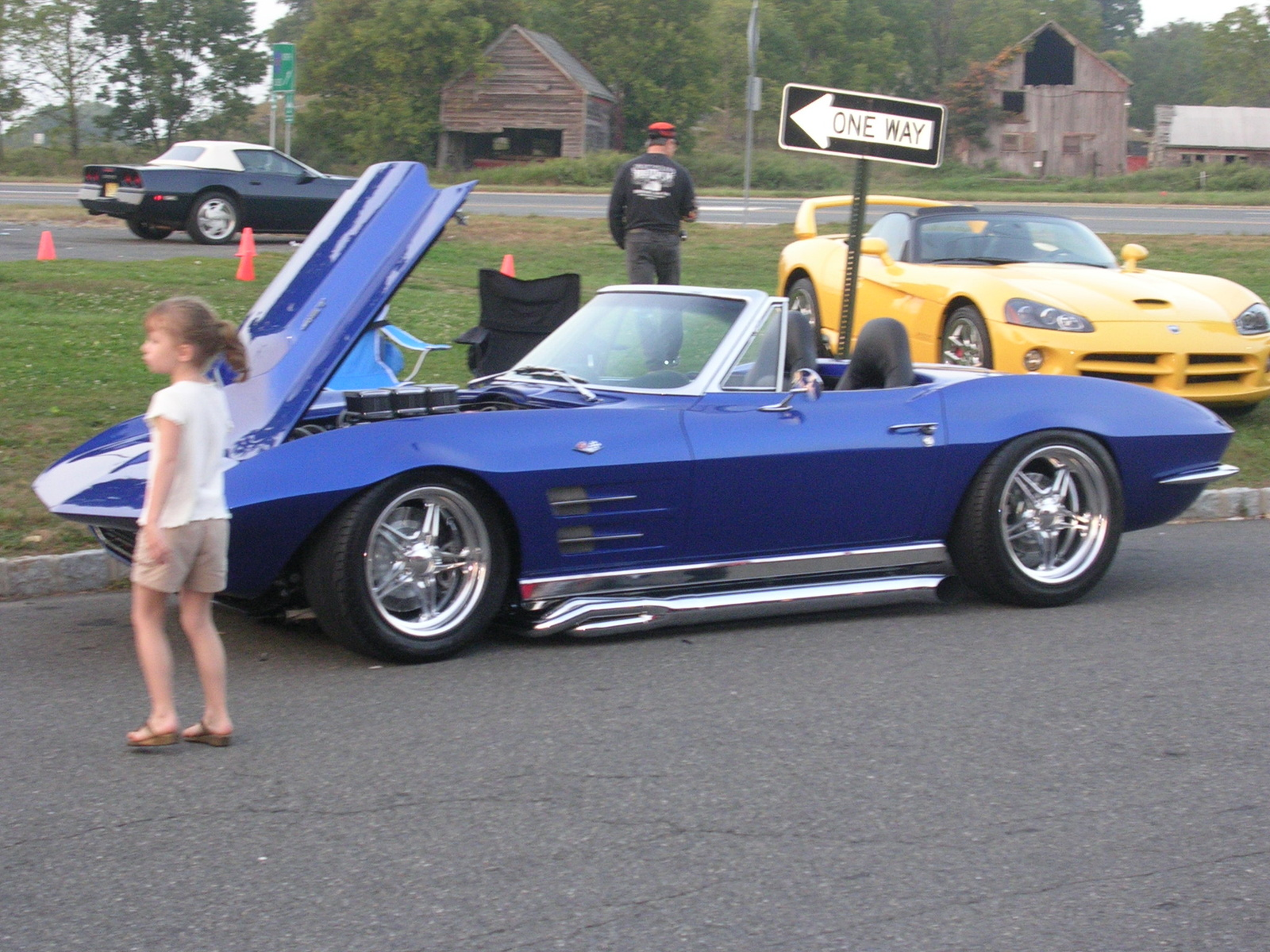 1967 Chevrolet Corvette Convertible Roadster picture, exterior
