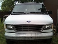 ford e 250 questions where is the fuel filter located on. Black Bedroom Furniture Sets. Home Design Ideas