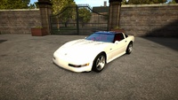 1995 Chevrolet Corvette ZR1, 1995 Chevrolet Corvette 2 Dr ZR1 Hatchback picture, exterior