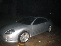 2000 Mitsubishi Eclipse GT picture, exterior