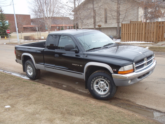 Dodge Dakota Dr Slt Wd Extended Cab Sb Pic X on 1992 dodge spirit r t