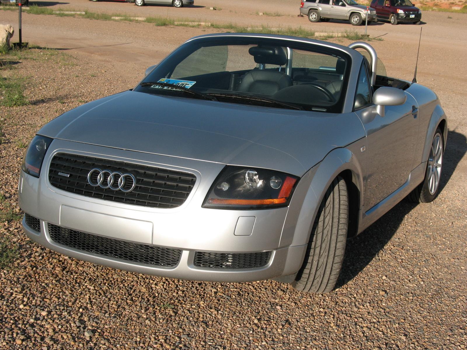 2002 Audi Tt Pictures Cargurus