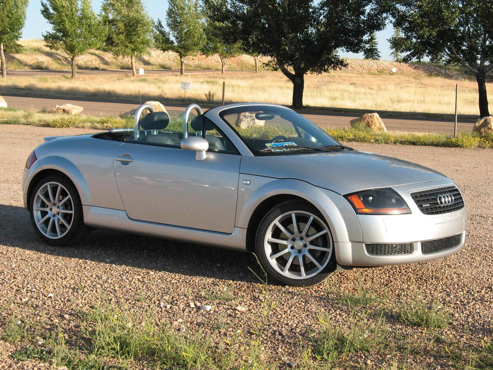 2002 Audi Tt Overview Cargurus