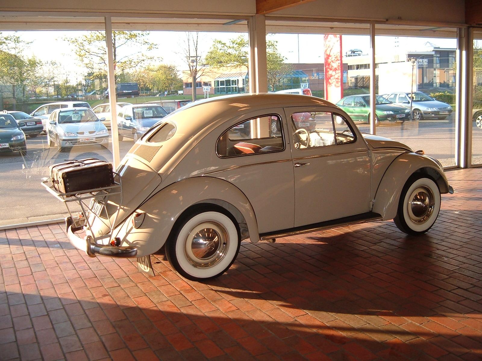 1953 volkswagen beetle   pictures   cargurus