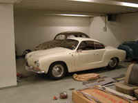 1955 Volkswagen Karmann Ghia Overview
