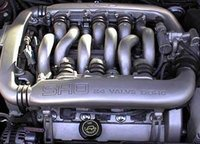 Picture of 1993 Ford Taurus SHO, engine