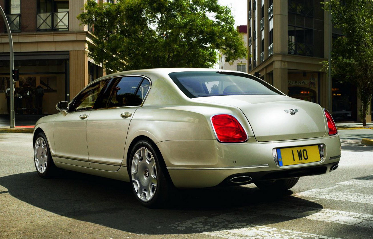 2008 Bentley Continental Flying Spur Pictures Cargurus